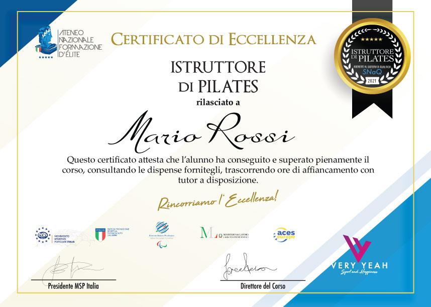 certificatopilates